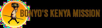 Bonyo's Kenya Mission